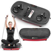 Plateforme vibrante Hop-Sport HS-080VS Nexus pro 99 niveaux d'intensité, vibration 3D, 3 zones d'entraînement, 8 programmes d'entraînement