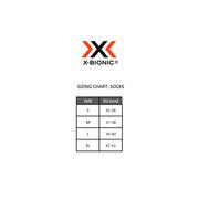 X-Socks Femmes Courir Socks Run Speed ??Deux Turquoise - X020436-A292
