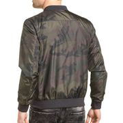 Veste zippée fine homme camouflage zippé