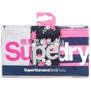 Superdry Super Stndrd Brief Triple Pack