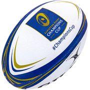 Mini ballon de rugby Replica Gilbert Champions Cup (taille 1)