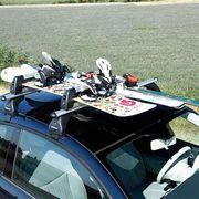 Porte-skis TowCar Nordic King 6