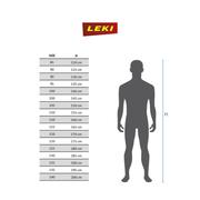 Bâtons Leki Micro Trail Pro rouge jaune noir (la paire)