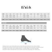 Chaussures Fizik Infinito R1 noir