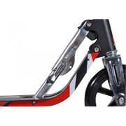 Hudora RX-Pro 205 Big Wheel - Trottinette - Noir/Rouge