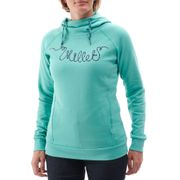 Sweat LD LINE ROPE SWEAT Agate Green - Femme - Escalade