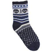 Chaussettes tricotées antidérapantes (1 paire) - Garçon