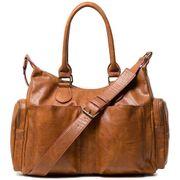 sac à main marron femme desigual