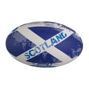 Optimum Nation Scotland Rugby League Union Ball - Size 5