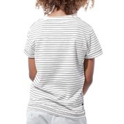Turn Fille Tee-Shirt Blanc Deeluxe 74