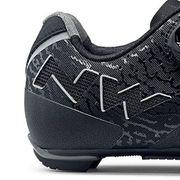 Chaussures Northwave Rebel Carbon XC 12 noir gris
