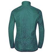 Odlo - Omnius Femmes veste de course (vert)