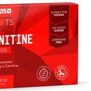 L-Carnitine 2000 10 ampoules - Citron