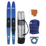 SKI NAUTIQUE - CORDE DE TRACTION DE SKI NAUTIQUE  Pack Ski Allegre - 67' - Bleu