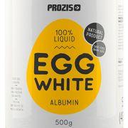 100 % Blanc d'œuf liquide - Albumine 500 g - Nature