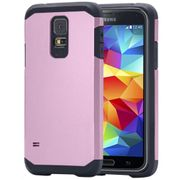 Coque Galaxy S5 Armure couleur - Rose