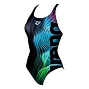 Maillot de bain 1 pièce Arena W Arena One Placed Print One Piece