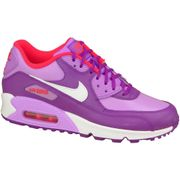 online store 9c155 7ab55 Nike Air Max 90 Gs 724852-501 U Baskets Violet