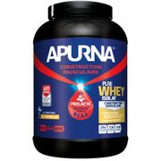 Pot Pure Whey Isolat Apurna Vanille XL - 2200g