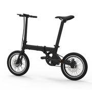 Vélo électrique pliant - Unit Noir