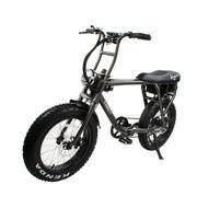 Vélo électrique Garrett Miller Gris
