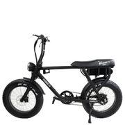 Vélo électrique Garrett Miller Noir