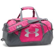 sac de sport Under Armour undeniable Duffle 3.0 Small Rose
