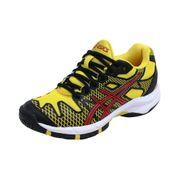 Chaussures Jaune Gel Solution Speed 2 GS Tennis Garçon Asics