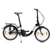 Vélo-Pliant Pack Ciao i7 Gris