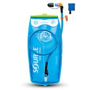 Gourde Source Ultimate hydratation system 3L Transparent-Blue