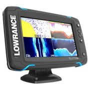 Lowrance Elite-7 Ti Med/high/downscan
