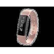 Bracelet connecté sport - Edition Fitness - Rose