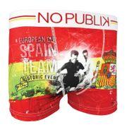 No Publik - Boxer Microfibre Homme Spain