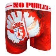 No Publik - Boxer Microfibre Homme Losc Victory Red