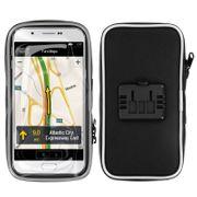 Support Vélo / Moto Bigben Waterproof Noir Smartphone 3.5