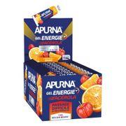Lot de 25 gels Apurna Energie acerola orange - 35g