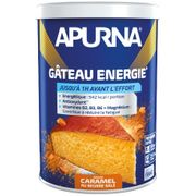 Gâteau énergie caramel beurre salé - 400g