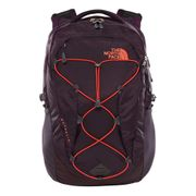 Sac à dos The North Face Borealis 27L lilas foncé rouge femme