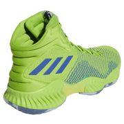 Chaussures de Basketball adidas Pro Bounce 2018 vert pour homme Pointure - 42