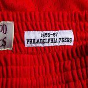 Short Philadelphia 76ers 1996-97