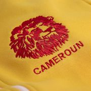 Sweatshirt zippé Cameroun 1980's