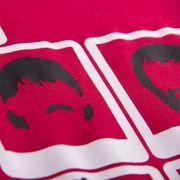 Tee Shirt Copa Football Belgium's Famous