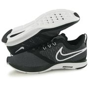 Nike Air Zoom Strike noir, chaussures de running femme