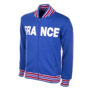 Sweatshirt zippé France 1960's