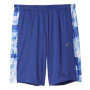 Adidas Performance Long Cool 365 Bleu Short Court Homme Multisports