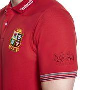 Canterbury British & Irish Lions 2017 Mens Training Polo Shirt Red - S