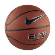 huge discount cda47 03c2d Ballon de Basketball Nike Elite Competition 8 panneaux taille 7 Orange