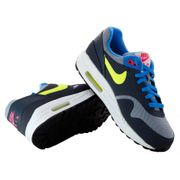 Basket Nike Air Max 1 (GS) - 555766-400