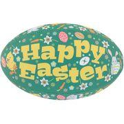 Ballon de rugby Gilbert Easter Bunny (taille 5)