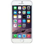 Coque iPhone 6 avec logo apparent couleur - Rouge